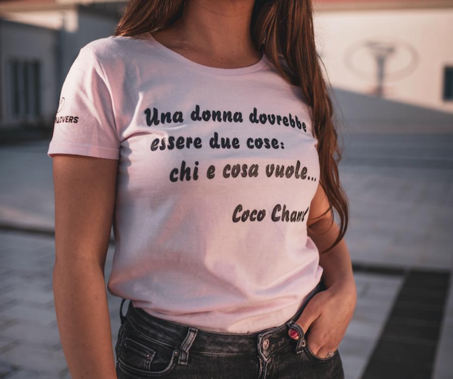 La Vie en Rosé + We Love Women! Vini rosé e t-shirt in regalo