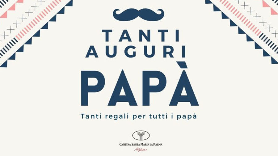 Tanti Auguri Papà! Promozione speciale